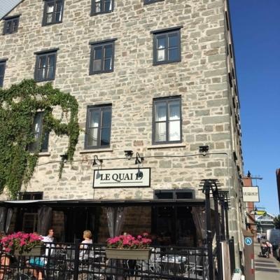 Chez Rioux & Pettigrew - Restaurant Le Quai 19 - Restaurants de déjeuners