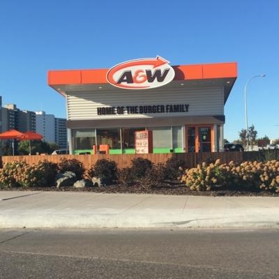 A&W - Restaurants de burgers - 204-885-7633
