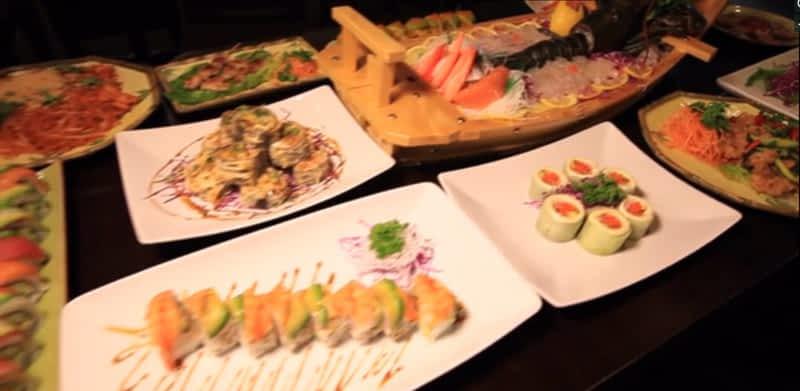 photo Sushi Jet