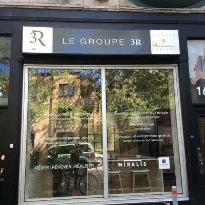Le Groupe 3R - Armoires de cuisine - 514-937-2055
