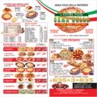 Sema Bella Pizza - Restaurants