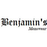 View Benjamin's Menswear's St John's profile