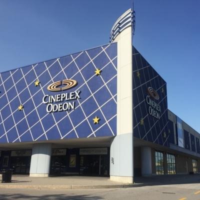 Cineplex Odeon - Movie Theatres - 416-281-1444