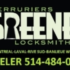 Serrurier M Greene Locksmith Inc - Serrures et serruriers - 514-484-0284