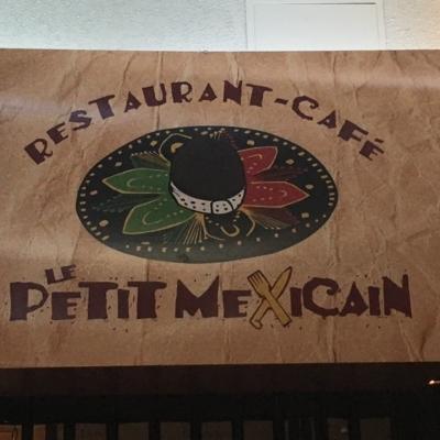 Restaurant Café Le Petit Mexicain - Mexican Restaurants - 450-965-6969
