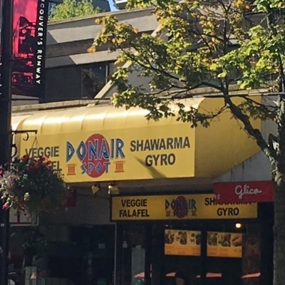 Donair Spot - Middle Eastern Restaurants
