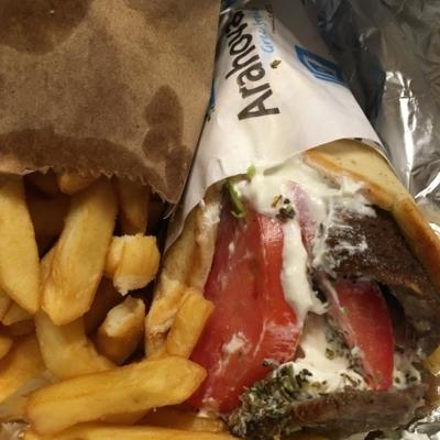 Arahova Souvlaki - Restaurants grecs - 514-282-9717