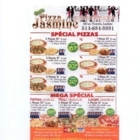 Resto Pizza Jasmine - Greek Restaurants - 514-634-3331