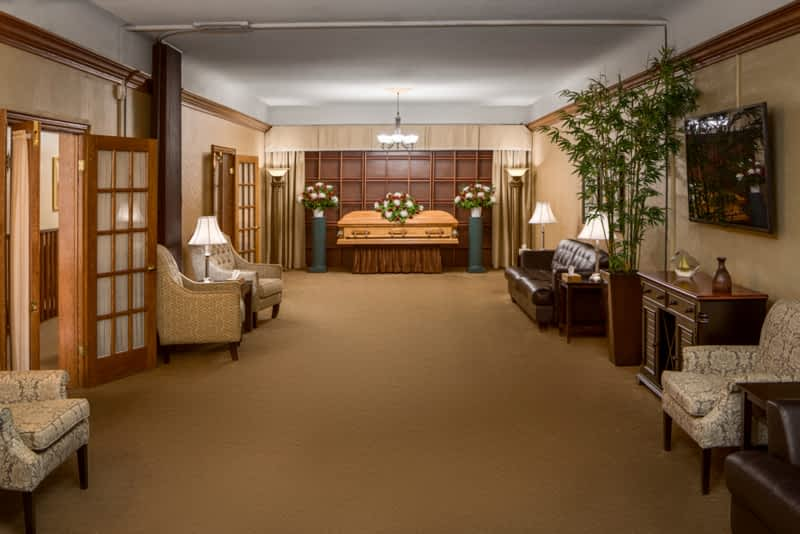 photo L.G. Wallace Funeral Home