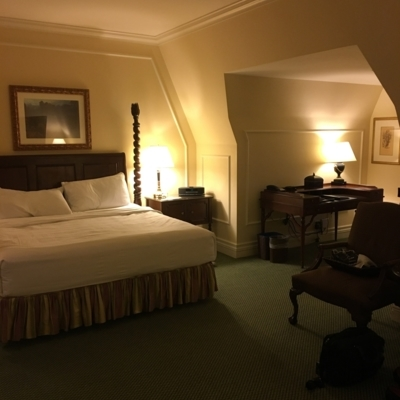 Hotel Fairmont Empress - Licensed Lounges - 250-384-8111