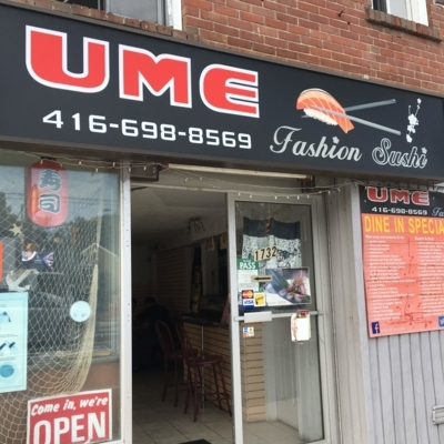 Ume Fashion Sushi - Sushi & Japanese Restaurants