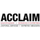 Acclaim Services d'Entretien - Commercial, Industrial & Residential Cleaning - 514-817-2236