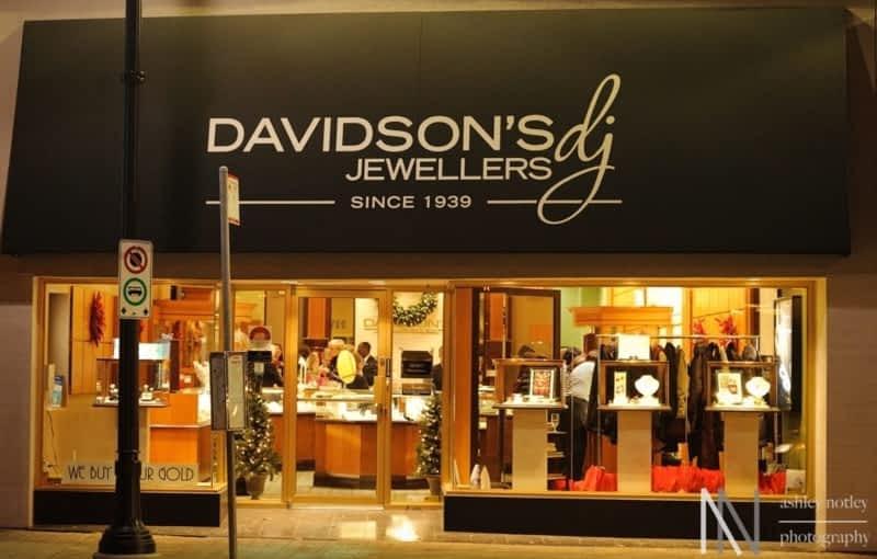 photo Davidson's Jewellers