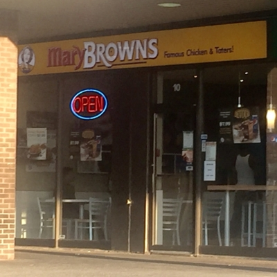Mary Brown's - Rôtisseries et restaurants de poulet - 905-725-2654