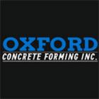 Oxford Concrete Forming Inc - Concrete Formers