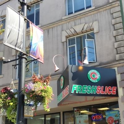 Fresh Slice Pizza - Pizza & Pizzerias - 604-336-1310