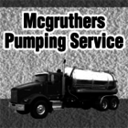 McGruthers Pumping Service - Septic Tank Cleaning