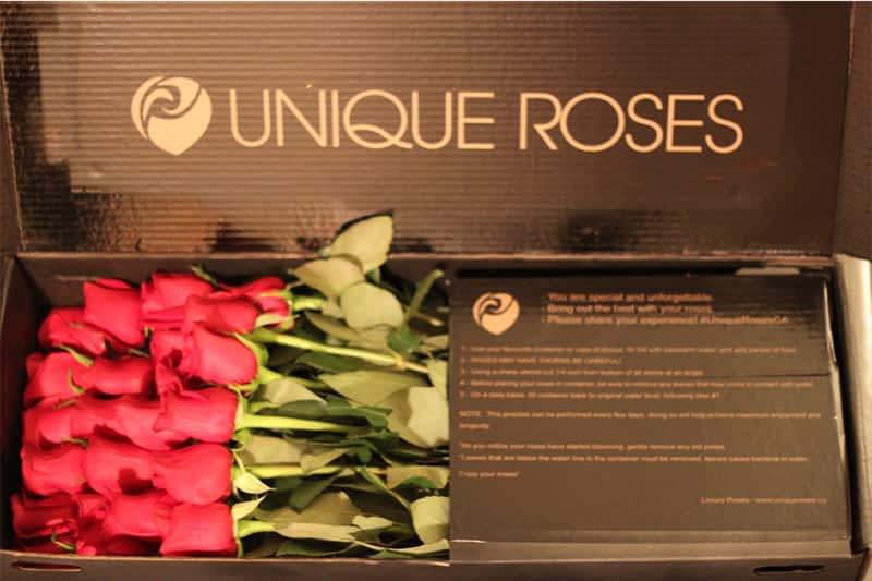 photo Unique Roses