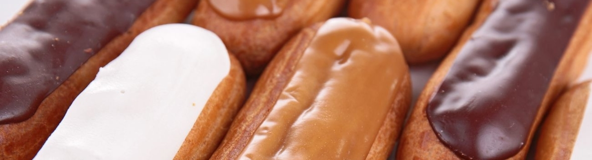 The best éclairs in Montreal