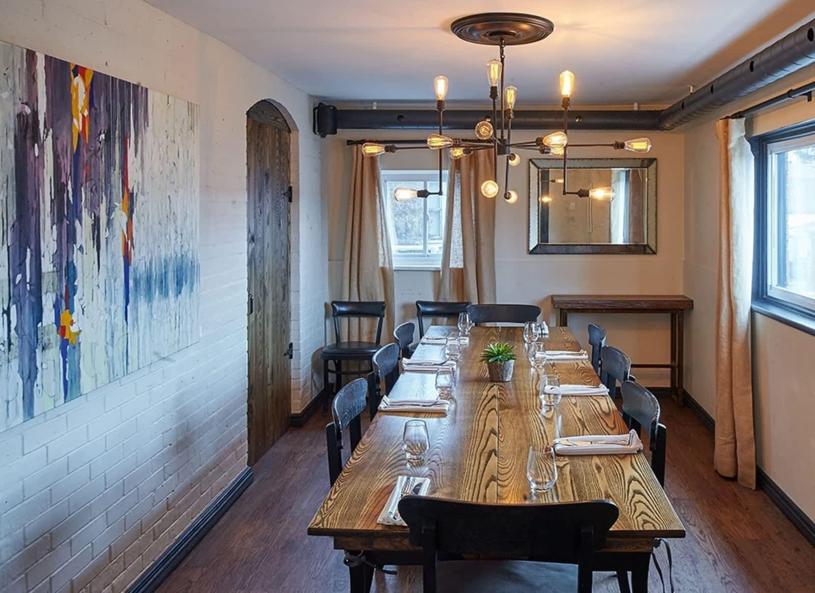 Brux House - Menu, Hours & Reservation - 137 Locke St S