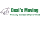 Desi's Moving - Moving Services & Storage Facilities