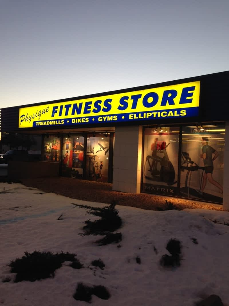 photo Physique Fitness Stores