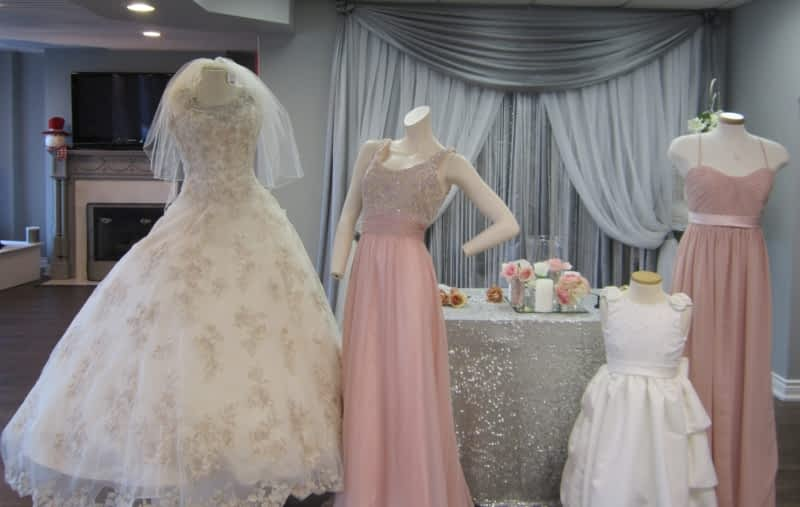 One Love One Dream Bridal Courtice On 1415 Highway 2