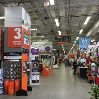 The Home Depot - Hardware Stores - 403-331-3575