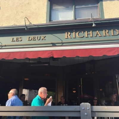Brasserie Les Deux Richard - Restaurants - 819-326-0266