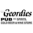 Wee Geordie's Neighbourhood Pub - Wines & Spirits