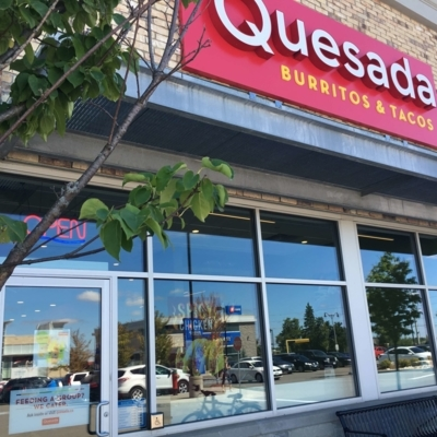 Quesada Burritos Tacos - Restaurants - 519-822-4800