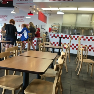 Five Guys - Restaurants - 403-948-1816