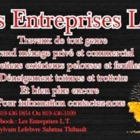 Les Entreprises L T - Commercial, Industrial & Residential Cleaning - 819-623-1717