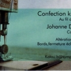 Confection Kimo - JD - Dressmakers - 514-943-7228