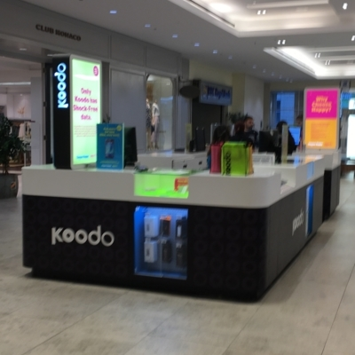 Koodo Store-Halifax Shopping Centre - Service de téléphones cellulaires et sans-fil - 902-454-1282