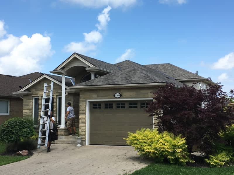 Noble Roofing Niagara Falls On 5622 Glamis Crescent
