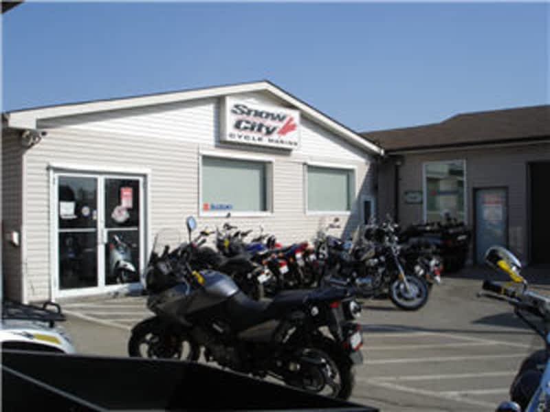 Snow city cycle marine scarborough on 1255 kennedy rd for Motor city beauty salon