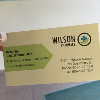 Voir le profil de Guardian - Wilson Pharmacy - Port Coquitlam