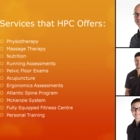 Human Performance Centre - Physiotherapists