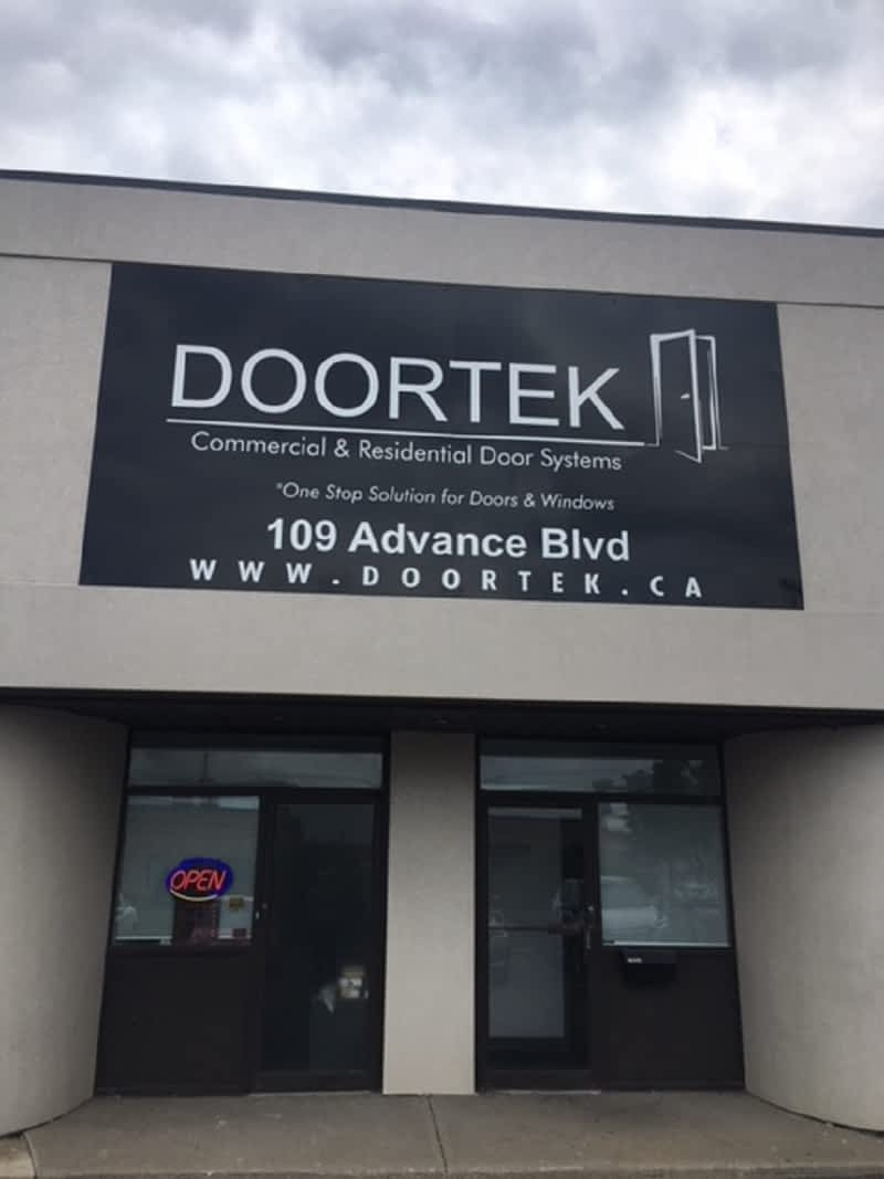 photo Doortek Inc