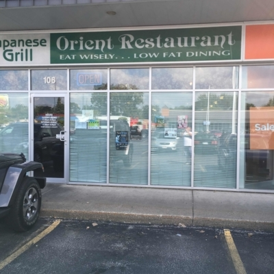 Orient Restaurant-Japanese Grill - Restaurants chinois