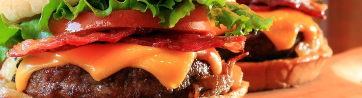 Sink your teeth into juicy burgers on Roncesvalles