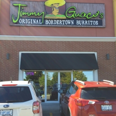 Jimmy Guacos Bordertown Burritos - Take-Out Food - 905-655-7773