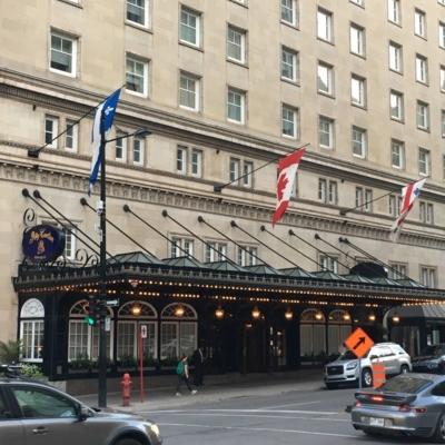 Hotel Ritz-Carlton Montréal - Hotels
