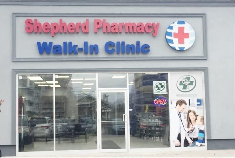 photo Shepherd Pharmacy & Walk-In Clinic