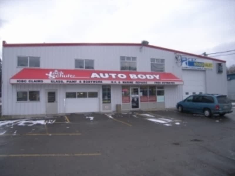 Car Glass Repair Near Me >> Schultz - Craftsman Collision - Prince George, BC - 2065 1st Avenue | Canpages