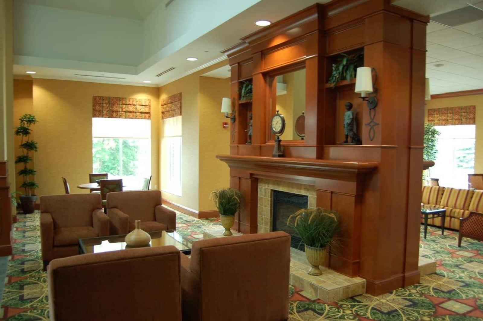 Fancy Hilton Garden Inn Sarasota Bradenton Airport Ensign - Brown ...