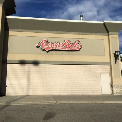 Aussie Rules Foodhouse & Bar - Restaurants - 403-249-7933