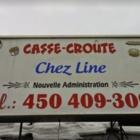 Chez Line - Poutine Restaurants - 450-409-3099
