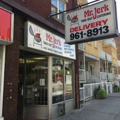 Mr Jerk - Poisson et frites - 416-961-8913